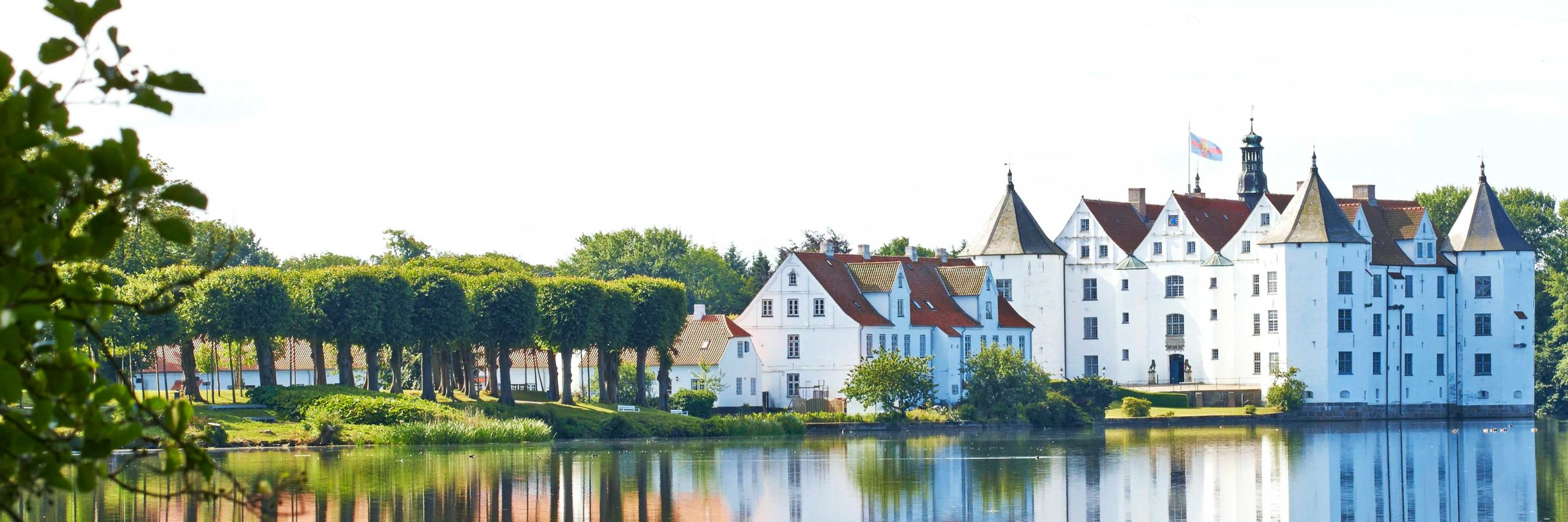 Header Schloss Glücksburg