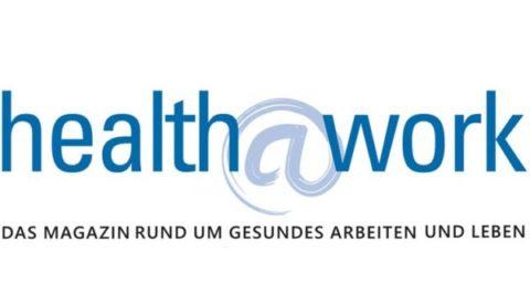 Referenz Healthatwork Zeitschrift