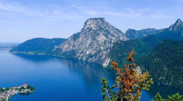 Blick auf einen See in Österreich (c) Pixabay