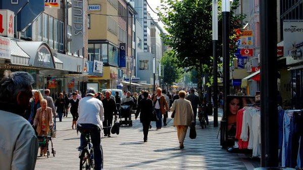 Innenstadt von Gelsenkirchen (c) Pixabay